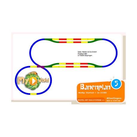 Banenplan 5