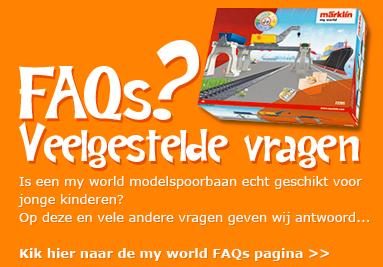 FAQs - Veelgestelde vragen