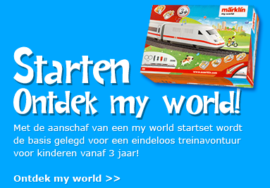 Starten met my world